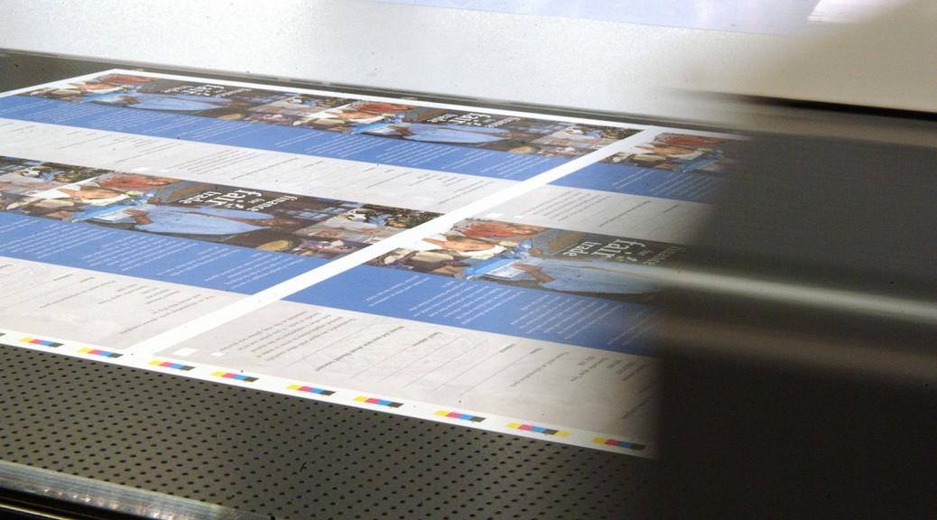Printed Sheet