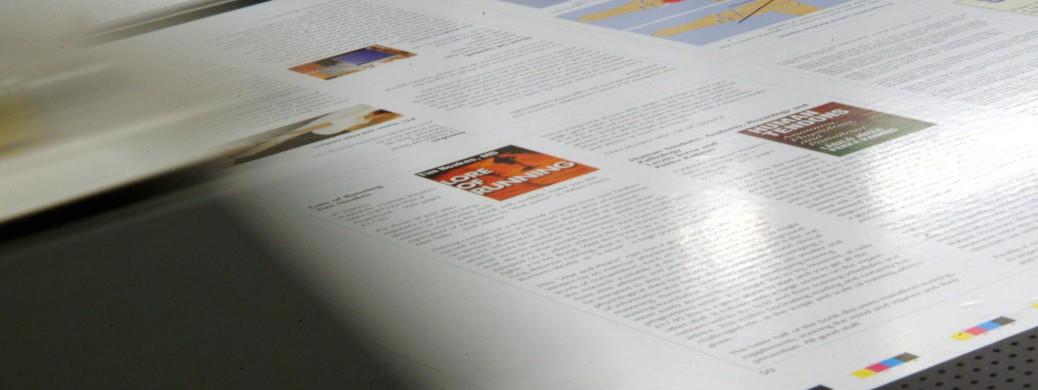Printed Sheet Banner